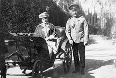 Саблин Николай Павлович и Александра Федоровна