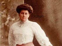 Анна Александровна Вырубова (Танеева)