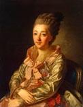 Наталья Алексеевна первая жена Павла 1