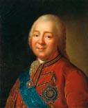 Никита Иваноч Панин воспитатель Павла 1