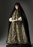 Монахиня Елена (в миру Евдокия Лопухина первая жена Петра I Алексеевича) мать цесаревича Алексея Петровича