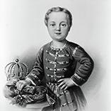 Царевич Петр Петрович первый сын Петра 1 от Екатерины Алексеевны (он же Шишечка)