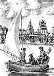 Начало русского флота на Яузе