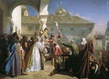 Бунт стрельцов 1682