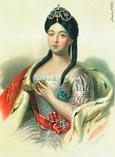 Анна Петровна дочь Петра 1