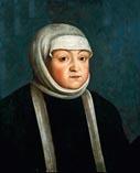 Бона Сфорца жена польского короля Сигизмунда Старого