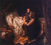 Смерть Барбары Радзивилл