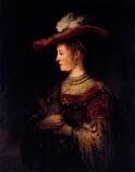 Саския первая жена Рембрандта