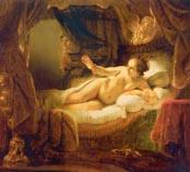 Даная Рембрандта