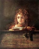 Титус сын Рембрандта