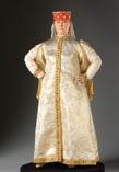 Восковая фигура царицы Софьи Алексеевны