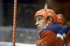 Анатолий Фирсов один из виртуозов Советского хоккея 70-х