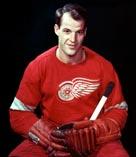 Горди Хоу знаменитый хоккеист НХЛ