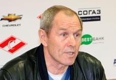 Вячеслав Старшинов - капитан сборной СССР