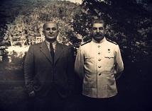 Сталин и Берия