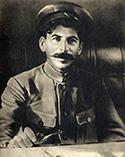 Иосиф Сталин во время Гражданской войны