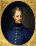 Король Швеции Карл XII портрет 01