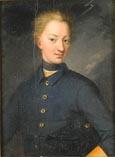 Король Швеции Карл XII портрет 02