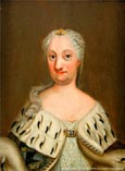 Шведская королева - Ульрика Элеонора, сестра Карла XII 1688-1741