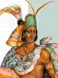 Монтесума вождь майя ?