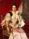 Княгиня Юсупова Зинаида Николаевна и знаменитая жемчужина Пелегрина