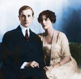Феликс и Ирина Юсуповы