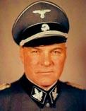 Начальник личной охраны Гитлера Раттенхубер