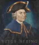 Российский мореплаватель Витус Беринг