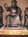 Джучи хан, старший сын Чингисхана