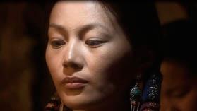Кадр из фильма ВВС Чингизхан - Борте жена Чингизхана