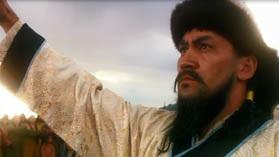 Кадр из фильма ВВС Чингизхан - самый удачливый полководец мира