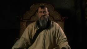 Кадр из фильма ВВС Чингизхан - великий хан всех монголов