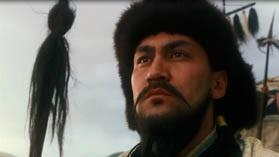Кадр из фильма ВВС Чингизхан - создатель самой крупной империи за всю историю человечества