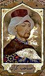 Крымский хан Давлет-Гирей