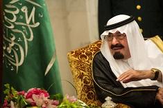 Предыдущий король Саудовской Аравии Абдалла ибн Абдель-Азиз ас-Сауд