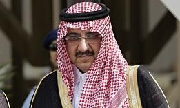 Наследник престола Саудовской Аравии, племянник короля - руководитель МВД Мухаммед ибн Наиф