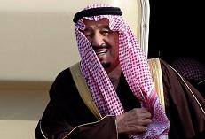 Король Саудовской Аравии Сальман ибн Абдель-Азиз ас-Сауд