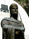 Византийский император Константин 11
