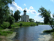 Боголюбово, церковь Покрова на Нерли