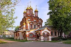 Москва, церковь Николы на Берсеневке