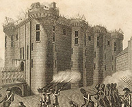 Замок Бастилия, главная национальная тюрьма