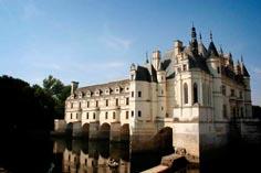 Замок Шанонсо Франция 02