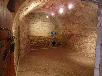 Замок Иф каземат с подкопом
