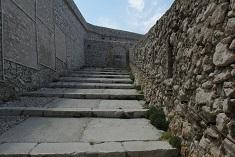 Замок Иф вид сверху