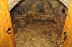 Александровская Слобода вход в подвал для пыток
