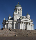 Собор Святого Николая в Хельсинки, Финляндия