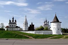 Юрьев-Польский, Владимирская область