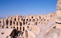 Карфаген остатки амфитеатра
