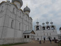 Ростов Великий, Кремль, Успенский Собор и Звонница