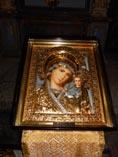 Ростов Великий, Кремль, Икона Богоматерь, подаренная Патриархом Кириллом